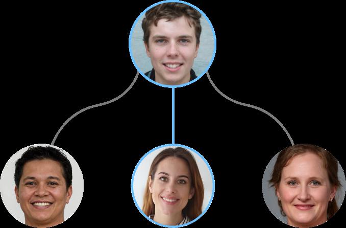 LIM Lessons تطابق خوارزمية المطابقة الطلاب مع المعلمين
