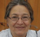 Tevreden vrouw die LIM Lessons taalleerder is